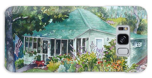 Cottage At Chautauqua Galaxy Case
