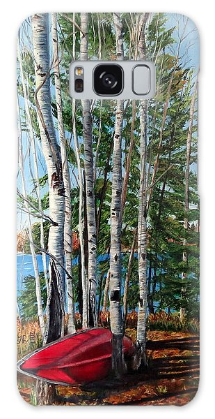Cottage Country 2 Galaxy Case