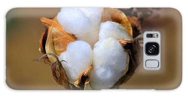 Cotton Boll Galaxy Case