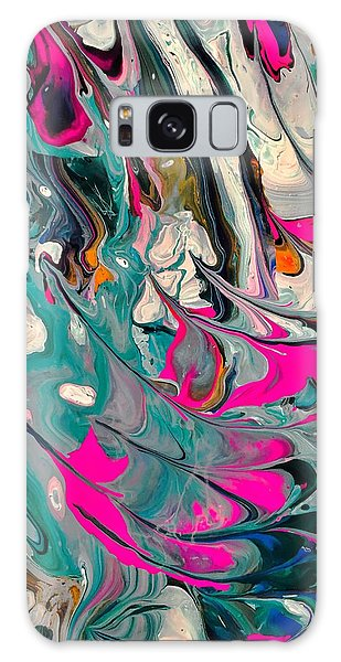 Cotton Candy Circus Galaxy Case