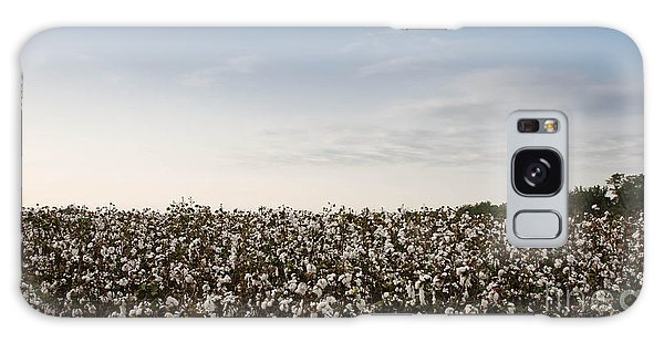 Cotton Field 2 Galaxy Case