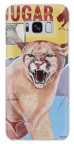 Cougar -visualisation Galaxy Case by John Keaton