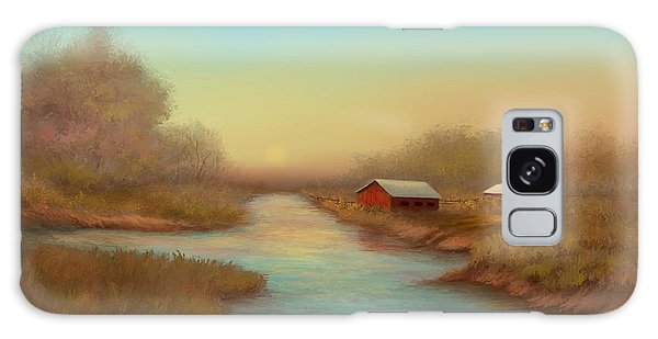 Country Barns Galaxy Case