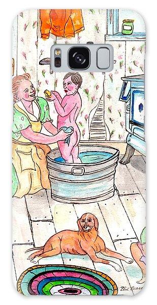 Country Bath Galaxy Case