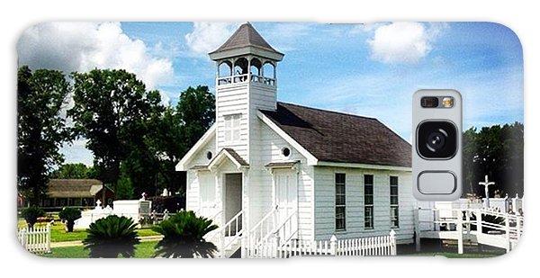 Religious Galaxy Case - Country Chapel #love #church #louisiana by Scott Pellegrin