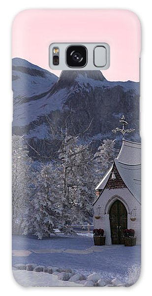 Country Church Galaxy Case by Methune Hively