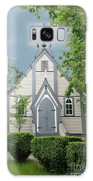 Country Church Galaxy Case