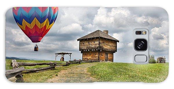 Hot Air Balloons Galaxy Case - Country Cruising  by Betsy Knapp