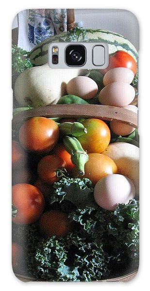 Country Kitchen Harvest Galaxy Case