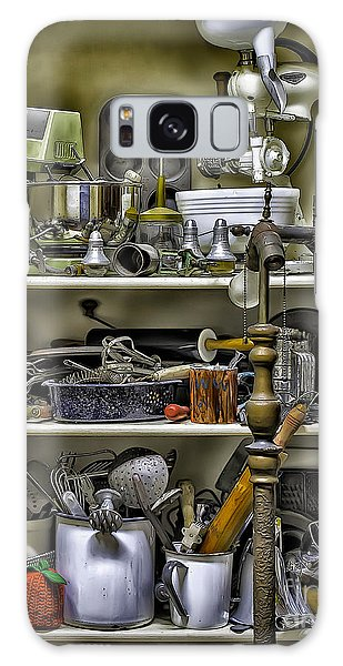 Country Kitchen Pantry Galaxy Case