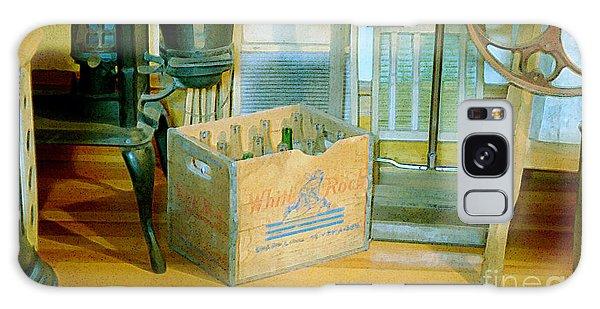 Country Kitchen Sunshine II Galaxy Case by RC deWinter