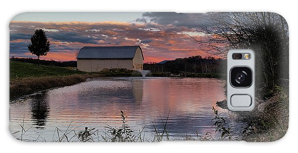 Country Living Sunset Galaxy Case