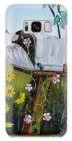 Country Mailbox Galaxy Case