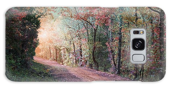 Country Road Galaxy Case by Bill Stephens