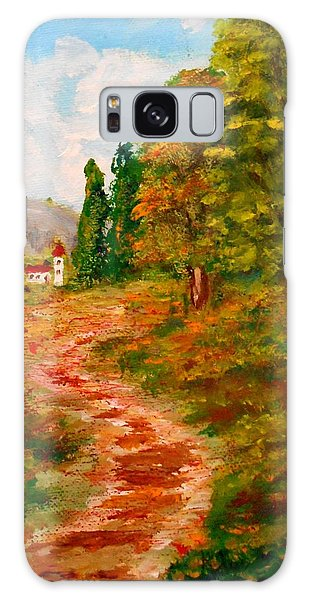 Country Road Galaxy Case