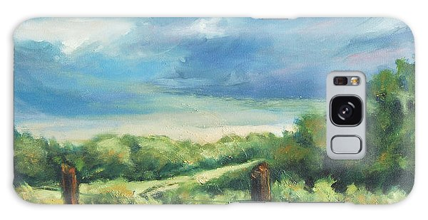 Country Road Galaxy Case by Rick Nederlof