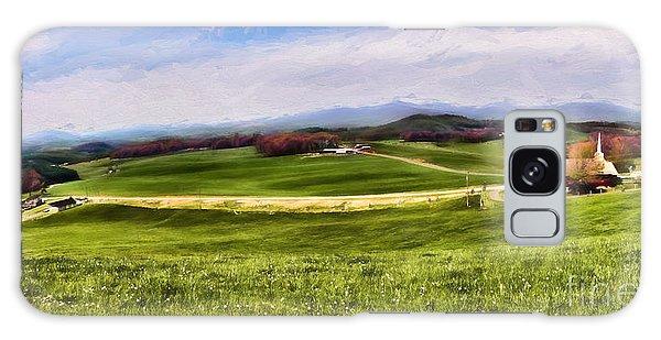 Country Sunday Galaxy Case by Dan Carmichael