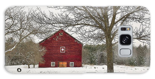 Country Vermont Galaxy Case by Sharon Batdorf