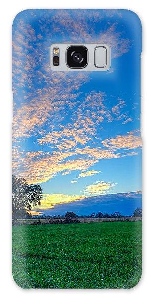 Countryside Dreams Galaxy Case