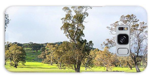 Countryside Victoria Australia Galaxy Case