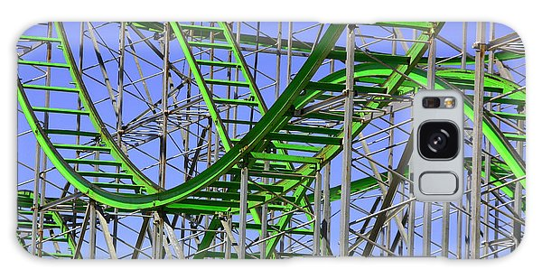 County Fair Thrill Ride Galaxy Case by Joe Kozlowski