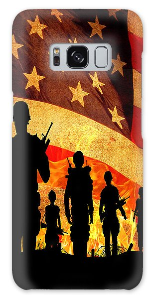 Courage Under Fire Galaxy Case