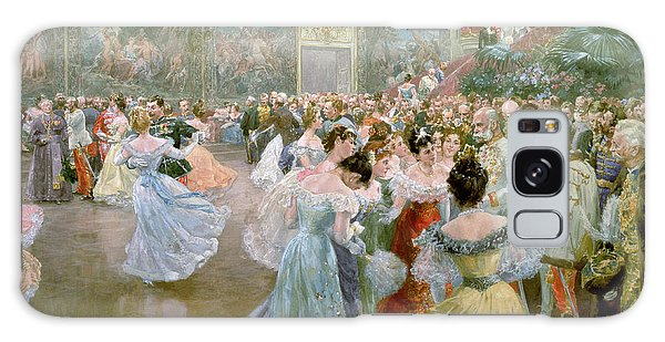 Dance Galaxy Case - Court Ball At The Hofburg by Wilhelm Gause