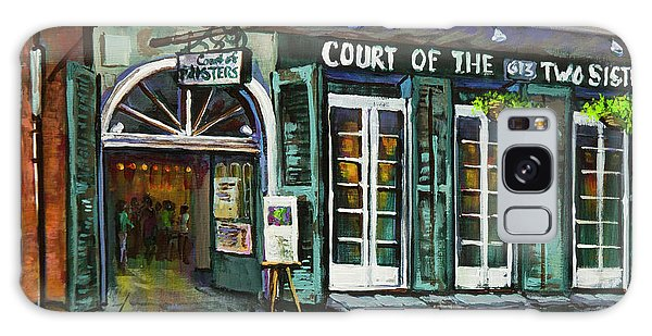 Court Of The Two Sisters Galaxy Case