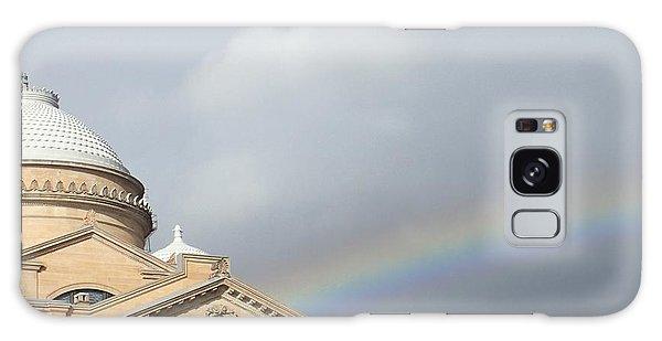 Courthouse Rainbow Galaxy Case
