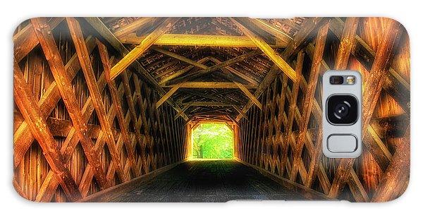 Covered Bridge Interior Galaxy Case