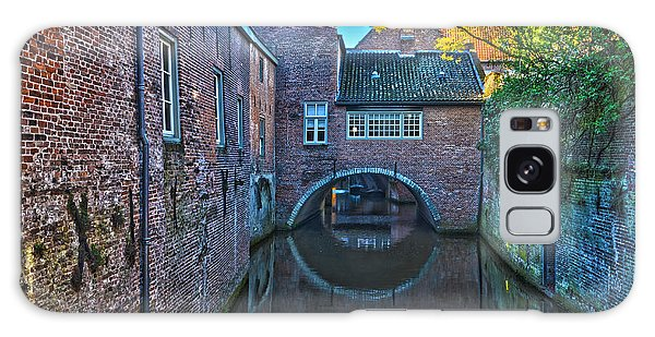 Covered Canal In Den Bosch Galaxy Case