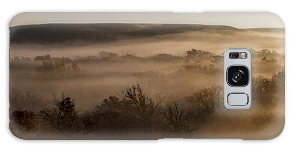 Covered In Fog Galaxy Case