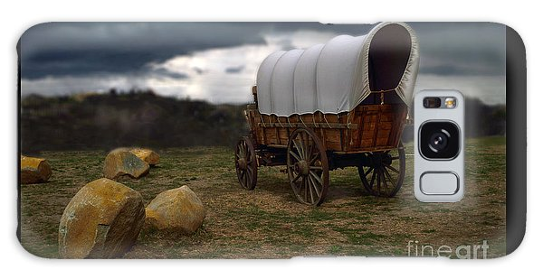 Covered Wagon 2 Galaxy Case