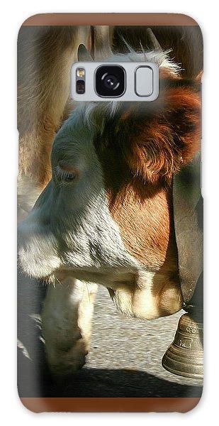 Cow Beautiful - Galaxy Case
