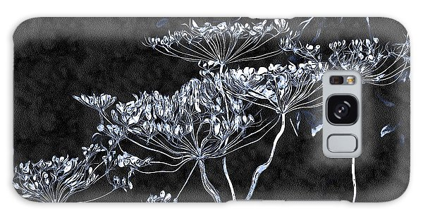 Cow Parsnip Galaxy Case