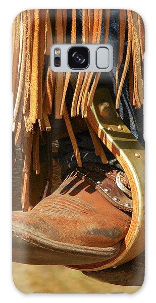Cowboy Boots Galaxy Case