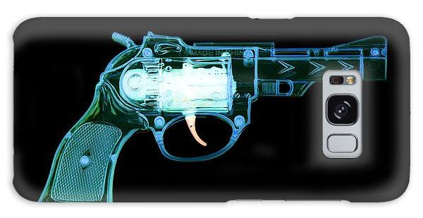 Cowboy Gun 001 Galaxy Case