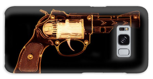 Cowboy Gun 002 Galaxy Case