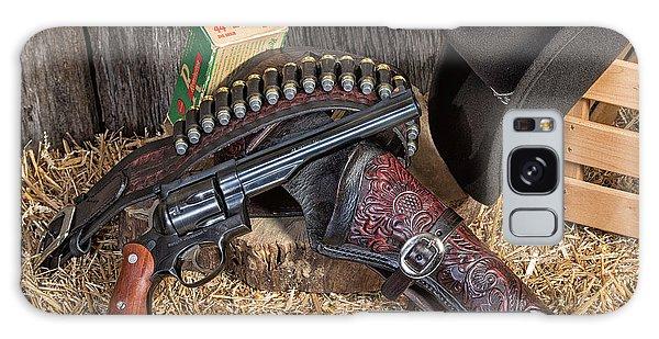 Cowboy Gunbelt Galaxy Case