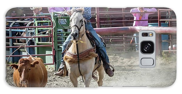 Cowboy In Action#2 Galaxy Case