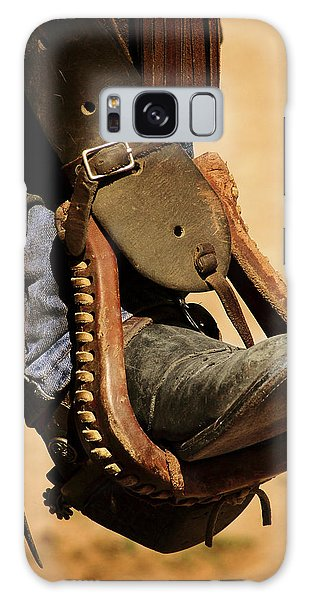 Cowboy Up Galaxy Case