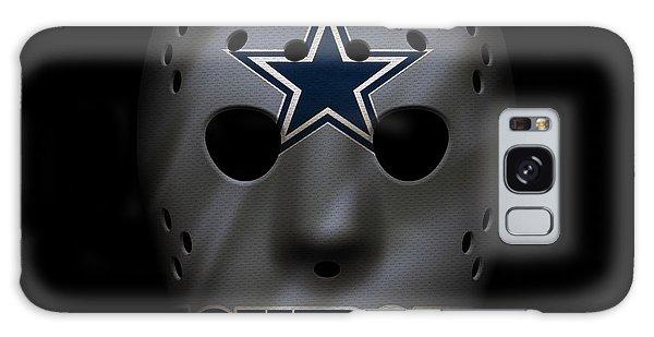 Cowboys War Mask 2 Galaxy Case