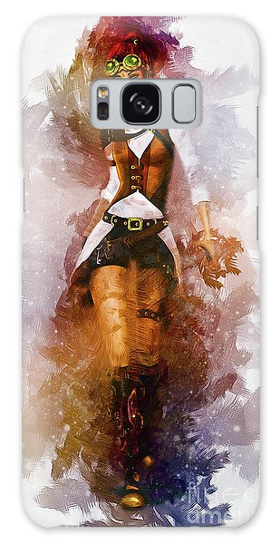 Cowgirl Galaxy Case