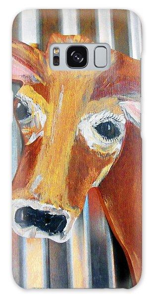 Cows 4 Galaxy Case