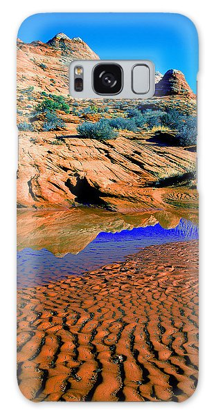 Coyote Buttes Reflection Galaxy Case