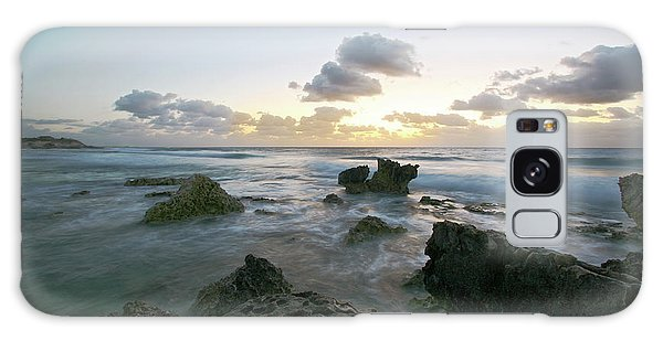 Cozumel Sunrise Galaxy Case