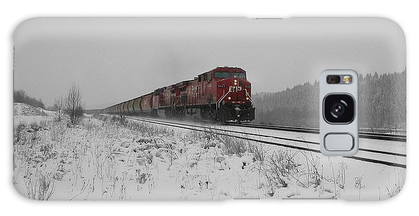 Cp Rail 2 Galaxy Case by Stuart Turnbull
