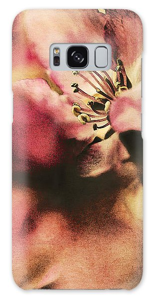 Crab Apple Blossoms IIi Galaxy Case