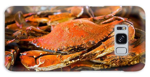 Crab Boil Galaxy Case
