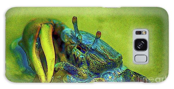 Crab Cakez 2 Galaxy Case